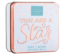 Soap In A Tin - You Are A Star - 100 g | ohne farbe