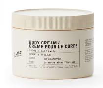 Body Cream - 250 ml