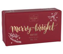 Luxury Soap Bar Merry & Bright - 220 g