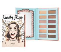 Vanity Flare Nude Lidschatten-Palette