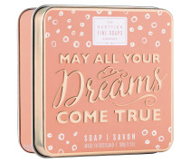 Soap In A Tin- May Your Dreams Come True - 100 g