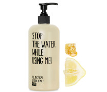 Lemon Honey Soap - 200 ml