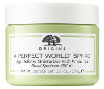 A Perfect World™ SPF 40 Age-Defense Moisturizer With White Tea - 50 ml
