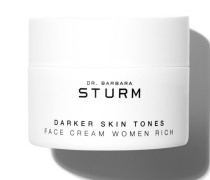 Darker Skin Tones - Face Cream Rich - 50 ml