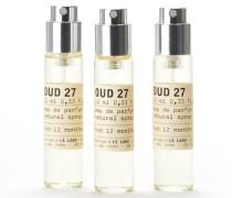 Travel Tube Refill Oud 27 - 3x10 ml