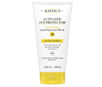 ACTIVATED SUN PROTECTOR SPF30 - 150 ml