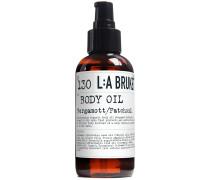 No. 130 Körperöl Bergamotte/ Patchouli - 120 ml | ohne farbe