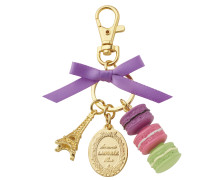 Key Ring Cassis Violet