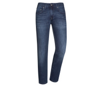 Jeans, Jack in Blau für Herren