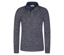 Pullover, Regular Fit in Blau
