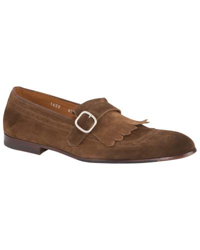 Doucal´s Herren Tassel-Loafer, Max in Taupe für Herren