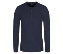 Sweatshirt in Blau für Herren