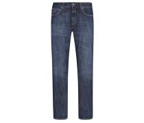 Jeans, Slim in Blau