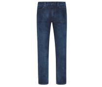 Jeans, Slim Fit in Blau für Herren