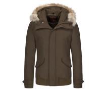 Daunenblouson, Polar Jacket HC in Gruen für Herren