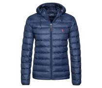 Leichtdaunen-Jacke in Blau für Herren