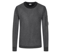 Pullover im Wollmix in Grau für Herren
