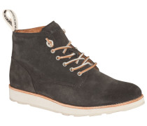 Chukka Boot in Veloursleder in Grau
