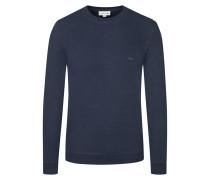 Leichtes Sweatshirt in Marine für Herren