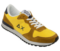 Sneaker, Running Solid in Gelb für Herren