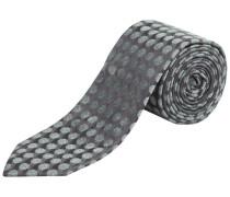 Krawatte in Oliv für Herren