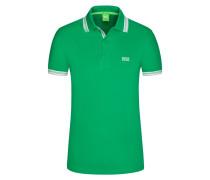 Poloshirt, Paddy, Regular Fit in Gruen für Herren