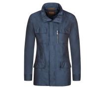 Fieldjacket mit praktischer Kapuze, Manolo in Blau für Herren