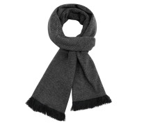Schal in Schwarz für Herren