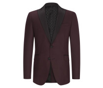 Smoking-Sakko, Baukasten, mit Spitzfasson, Horace, Slim Fit in Bordeaux