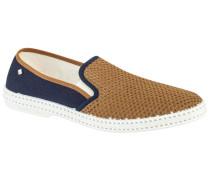 Sommerliche Loafer in Braun
