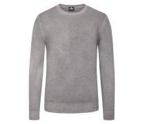 Pullover aus 100% Kaschmir in Grau