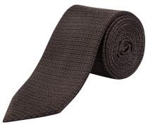 Krawatte in Braun für Herren