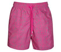 Badehose, Moorea in Pink für Herren