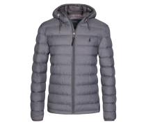 Leichtdaunen-Jacke in Grau für Herren