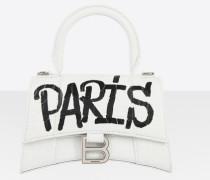 Individuell gestaltete Hourglass XS Top Handle Bag