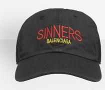 "Balenciaga ""Sinners""-Kappe"