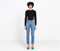 Röhren-Jeans