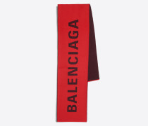 Balenciaga Makro-Schal