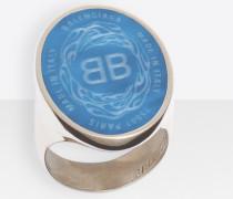 Ovaler Chevalière-Ring