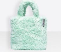Everyday Tote Bag XS aus Kunstpelz