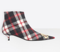 BB Booties aus Flanell