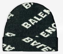 Allover-Logo-Mütze