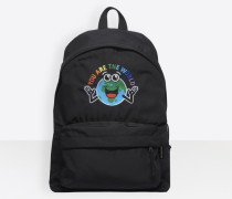 "Explorer Rucksack ""You Are The World"""