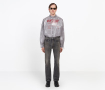Jeans mit normaler Passform