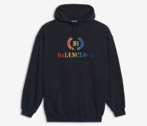 BB Balenciaga Kapuzenpullover