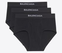 Dreifachpackung Balenciaga Slips