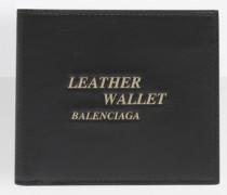 Cover Quadratisches Portemonnaie