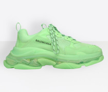 Triple S Clear Sole Sneaker
