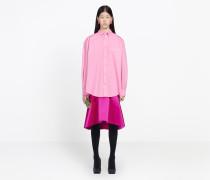 Balenciaga Hemdbluse mit langen Ärmeln