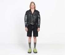 Personalisierte Biker-Jacke